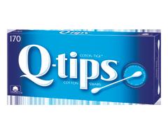 Image du produit Q-Tips - Cotons-tiges, 170 unités