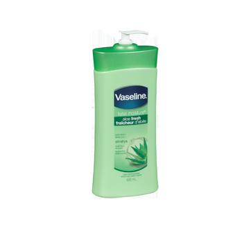 Image 2 du produit Vaseline - Total Moisture lotion sensation légère, 600 ml, fraîcheur d'aloès
