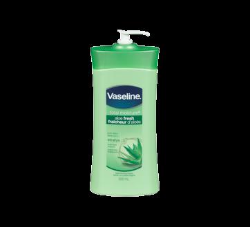 Image 3 du produit Vaseline - Total Moisture lotion sensation légère, 600 ml, fraîcheur d'aloès