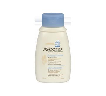 Image 3 du produit Aveeno - Soin de l'eczéma crème nettoyante, 295 ml