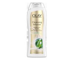 Image du produit Olay - Cleansing Infusion nettoyant pour le corps hydratant lumineux, 400 ml, algues de haute mer