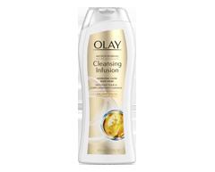 Image du produit Olay - Cleansing Infusion nettoyant pour le corps avec micro-exfoliants, 400 ml, gingembre broyé