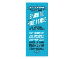 Image du produit Just For Men - Huile à barbe, 30 ml
