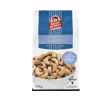 Noix de cajou non sal es 225 g aliments krispy kernels inc sans sel jean coutu - Noix de cajou grillees salees ...