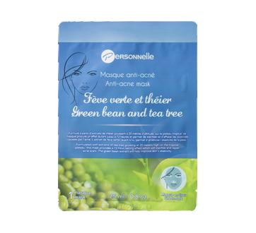 Masque en tissu anti-acné, 25 ml
