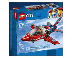 Image du produit Lego - Lego City avion de spectacle aérien, 1 unité