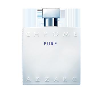 Chrome Pure Eau De Toilette 50 Ml Azzaro Parfum Homme Jean Coutu