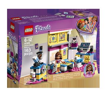 Lego Friends Chambre D Olivia 1 Unite Lego Ensembles De