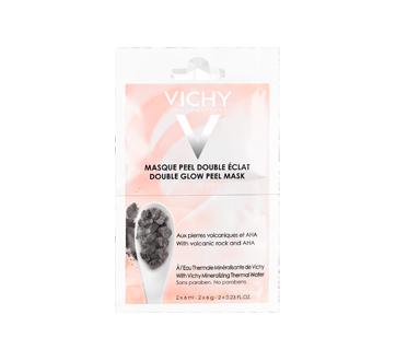 Masque peeling double éclat sachet, 2 x 6 ml