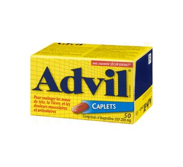 Image 1 du produit Advil - Advil comprimés, 50 unités