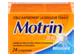 Vignette du produit Motrin - Régulier, comprimés 200 mg, 24 unités