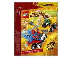 Image du produit Lego - Lego Marvel Super Heroes Scarlet Spider contre Sandman, 1 unité