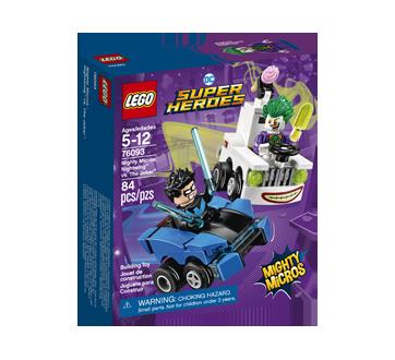 Lego DC Super Heroes Nightwing contre Joker, 1 unité
