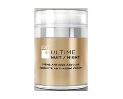Image du produit IDC - Ultime Nuit crème-sérum anti-âge absolue, 50 ml