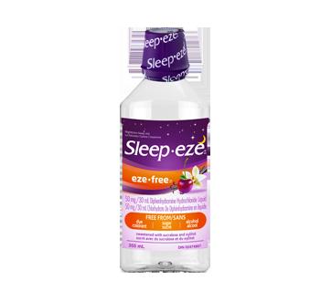 Image du produit Sleep-Eze - Sleep-Eze Eze-Free, 355 ml