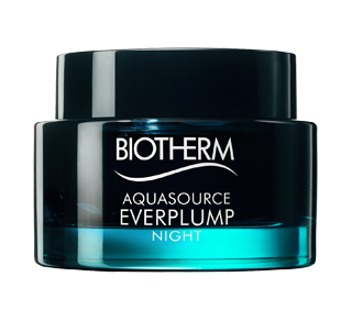 Aquasource Everplump Night soin hydratant, 75 ml
