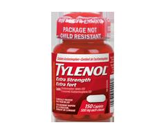 Image du produit Tylenol - Tylenol extra fort 500 mg, 150 unités