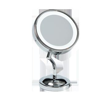 Miroir A Eclairage A Del 1 Unite Styliss Par Conair