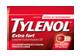 Vignette du produit Tylenol - Tylenol extra fort 500 mg, 100 unités