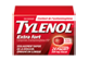 Vignette du produit Tylenol - Tylenol extra fort 500 mg, 24 unités