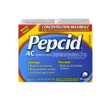Image 3 du produit Pepcid - Pepcid Ac Concentration maximale, 50 unités