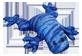 Vignette du produit manimo - Grenouille lourde, 2 kg, bleu