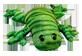 Vignette du produit manimo - Grenouille lourde, 2 kg, vert