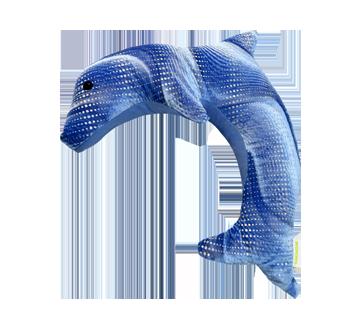 Dauphin lourd, 1 kg, bleu