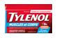 Vignette du produit Tylenol - Tylenol douleurs musculaires et courbatures, 72 unités