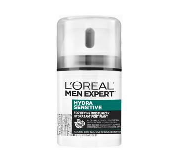 Men Expert Hydra Sensitive après-rasage, 50 ml, sève de bouleau naturelle