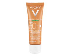 Image du produit Vichy - Idéal Soleil lotion solaire toucher sec FPS 60, 50 ml
