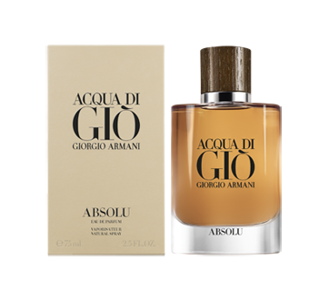 d2e272cb228ff Image 1 du produit Giorgio Armani - Acqua Di Giò Absolu eau de parfum, 75