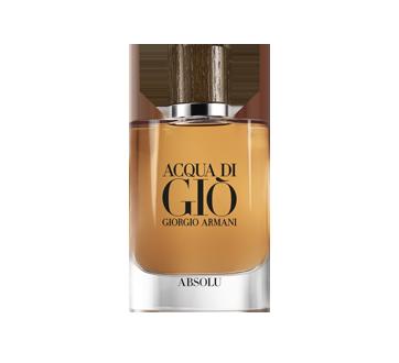 Image 2 du produit Giorgio Armani - Acqua Di Giò Absolu eau de parfum, 75 ml