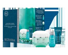 Image du produit Biotherm - Aquasource coffret, 4 unités, peaux normales à mixtes