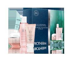 Image du produit Biotherm - Aquasource coffret, 4 unités, peaux sèches
