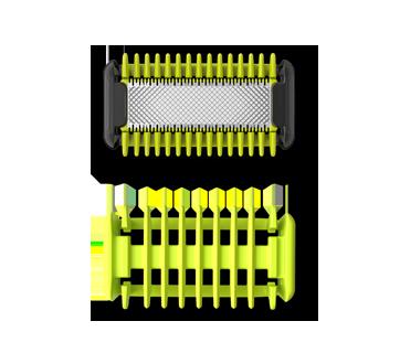 Image 2 du produit Philips - OneBlade lame de remplacement visage et corps, 1 unité