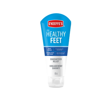 Healthy Feet crème pour les pieds, 85 g