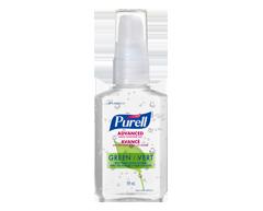 Image du produit Purell - Gel antiseptique pour les mains, 59 ml, vert