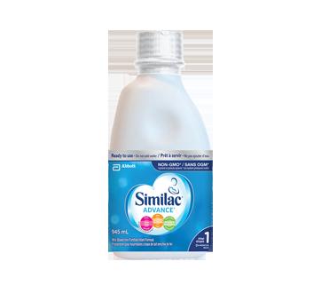 Similac Advance oméga-3 et oméga-6, 945 ml