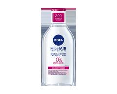 Image du produit Nivea - MicellAIR eau micellaire, 400 ml, peau sèche et sensible