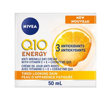 Q10 Plus C Anti-Rides + Énergie crème de jour, 50 ml