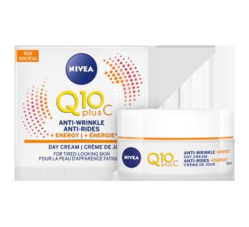 Image 2 du produit Nivea - Q10 Plus C Anti-Rides + Énergie crème de jour, 50 ml