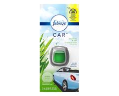 Image du produit Febreze - Pinces pour bouche d'air - Assainisseur d'air, 2 ml, bruine et pluie des prés