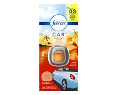 Image du produit Febreze - Pinces pour bouche d'air - Assainisseur d'air, 2 ml, aloha hawaïen