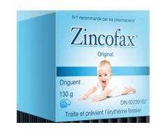 Image du produit Zincofax - Zincofax Original, 130 g