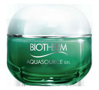 Aquasource gel hydratant régénération intense, 50 ml, peau normale à mixte