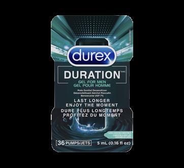 Image du produit Durex - Gel retardant pour homme Durex Duration, 5 ml