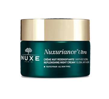 Nuxuriance Ultra crème nuit redensifiante, 50 ml
