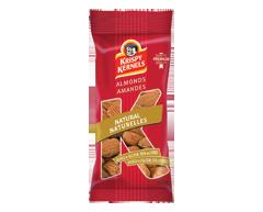 Image du produit Aliments Krispy Kernels Inc. - Amandes naturelles, 60 g