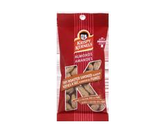 Image du produit Aliments Krispy Kernels Inc. - Amandes fumées, 60 g